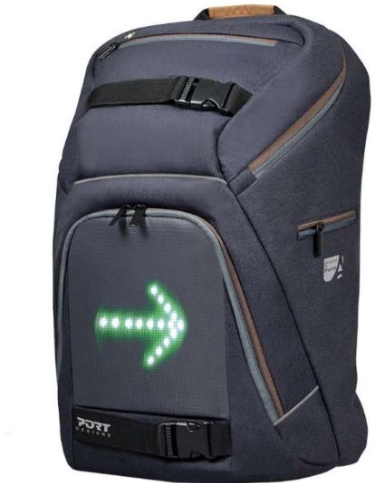 """Sac à dos pour Ordinateur portable 15,6"""" Port Designs Go LED"""
