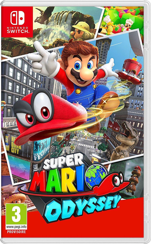 [Précommande] Super Mario Odyssey sur Nintendo Switch