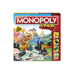 Jeu Monopoly Junior - Hasbro France