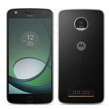 """Smartphone 5.5"""" Lenovo Moto Z Play Noir - Full HD, RAM 3 Go, 64 Go"""
