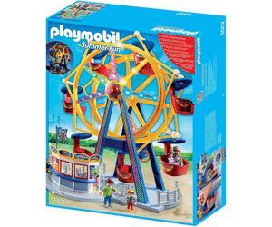 Jouet Playmobil Grande roue avec illuminations (5552)