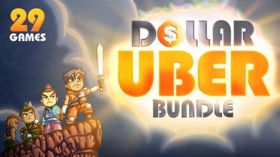 Bundle Dollar Uber: 29 jeux video sur PC (dématérialisés, Steam)