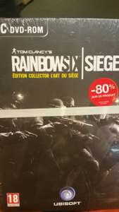 Rainbow Six Siege - Edition Collector sur PC