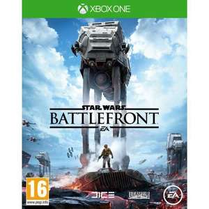 Sélection de jeux Xbox One en promotion - Ex: Star Wars Battlefront