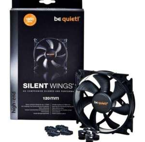 Ventilateur PC Be Quiet Silent Wings2 - 120mm