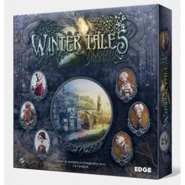 Sélections de jeux de société  en soldes, Ex : Winter Tales VF