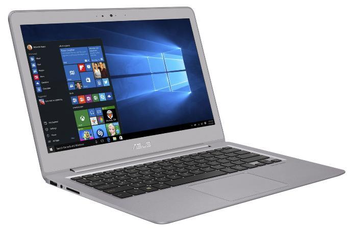 "PC portable 13.3"" Asus ZenBook UX330UA-FC006T -  Full HD, 5-6200U, RAM 8Go, SSD 256Go"