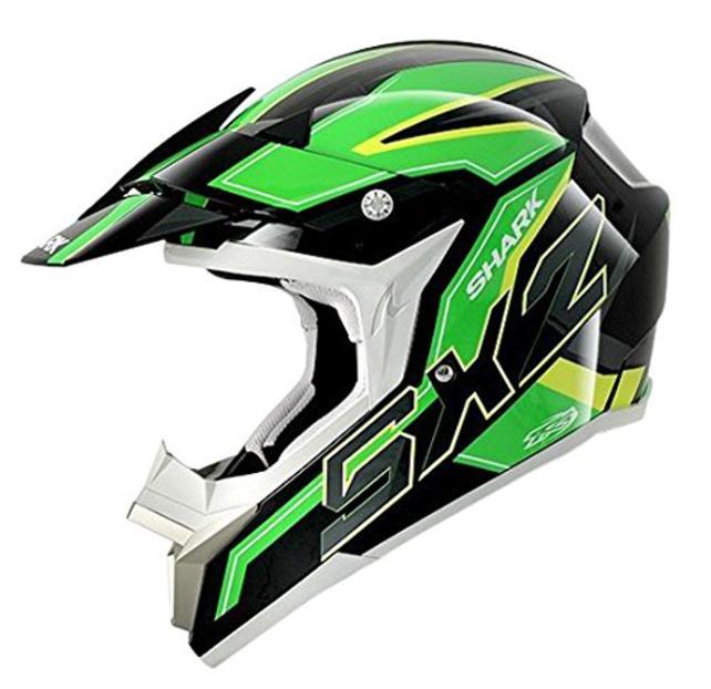 Casque Motocross Shark SX2 Dooley - Tailles au choix
