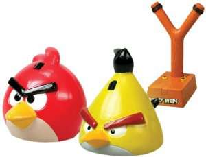 Véhicule radiocommandé infrarouge Nikko iRacer Angry Birds Rouge