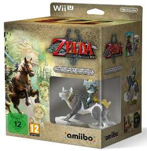 The Legend of Zelda: Twilight Princess HD - Limited sur Nintendo Wii U (Amiibo inclus)