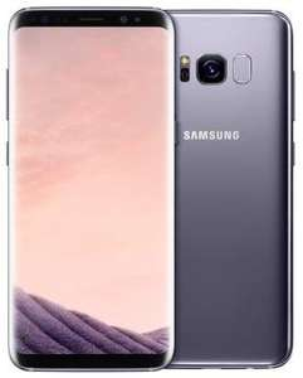 "Smartphone 5.8"" Samsung Galaxy S8 Gris Orchidée - RAM 4Go, 64Go"