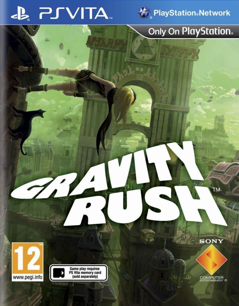 Sélection de Jeux en Promotion - Ex: Gravity Rush sur PS Vita