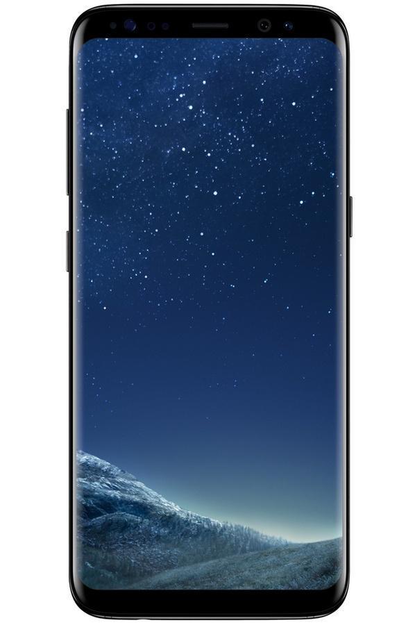 "Smartphone 5.8"" Samsung Galaxy S8 - Plusieurs coloris"