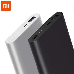 Batterie externe Xiaomi PowerBank 2 - 10000 mAh (QC 2.0)