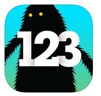 Jeu éducatif La Bête Solitaire 123 gratuit sur iOS (au lieu de 1.99€)