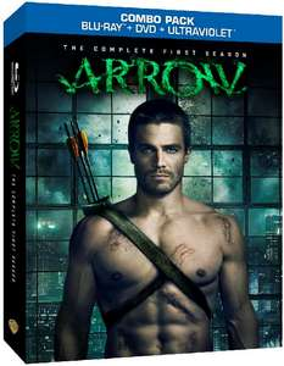 Arrow Saison 1 (Blu-ray + DVD)