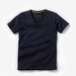T-shirt homme Col V R Edition