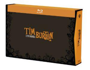 Tim Burton - L'intégrale (17 films) [Blu-ray]