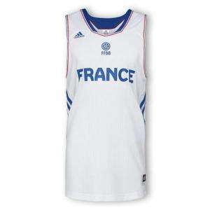 Maillot Basket-ball adidas France Homme BKT