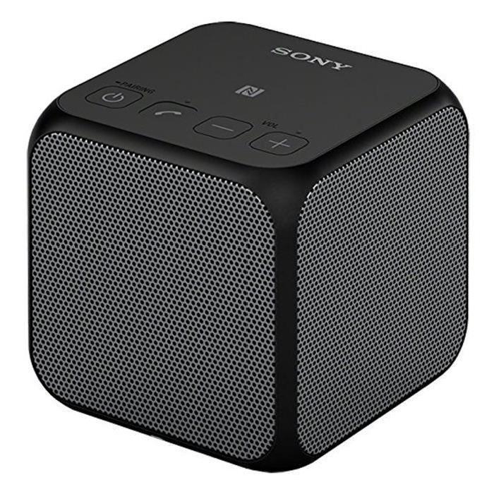 Enceinte Bluetooth Sony SRS-X11 - 10W, NFC, Tous coloris