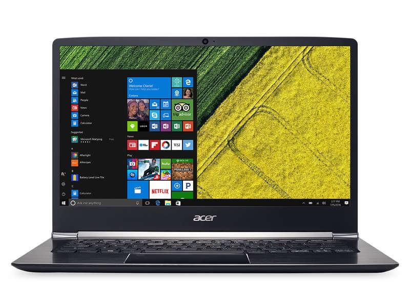 """PC Portable 14"""" Acer Swift SF514-51-53WW - Full HD, i5-7200U, SSD 256 Go, RAM 4 Go, 1.36 kg"""