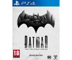 Batman: The Telltale Series sur PS4