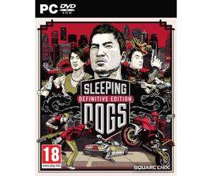 Sleeping Dogs - Definitive Edition sur PC