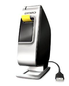 Etiqueteuse LabelManager Dymo (par Usb)+ 2 Rubans D1 12 et 19 mm