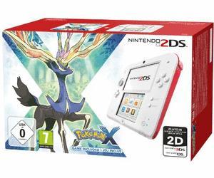 Pack console Nintendo 2DS + Pokémon X ou Y