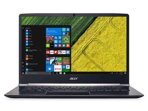 "PC portable 14"" Acer SWIFT SF514-51-71LH - i7-7500U, 8 Go de RAM, 256 Go"