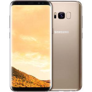 "Smartphone 5.8"" Samsung Galaxy S8 G950FD - 4 Go RAM, 64 Go ROM (Boite en chinois)"