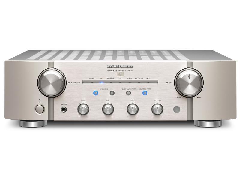 Amplificateur Hifi Marantz PM-8005 - Silver ou noir