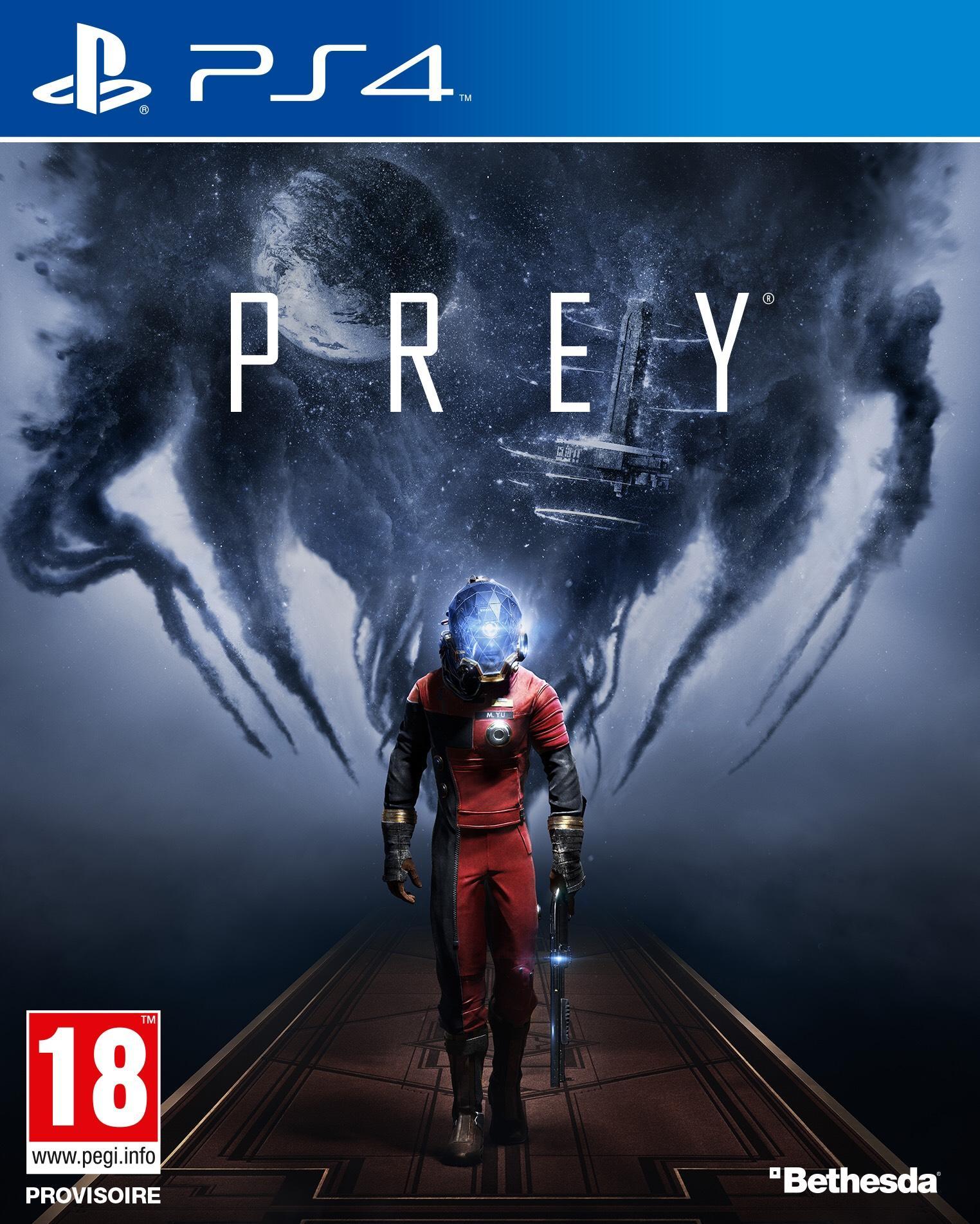 Prey sur PS4 et Xbox One