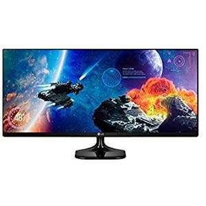 "Ecran PC 25"" LG 25UM58-P - Ultrawide,LED, IPS, 21:9 2560 x 1080"
