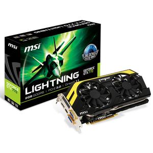 Carte graphique MSI GeForce GTX 770 Lightning 2GB + 3 jeux offerts