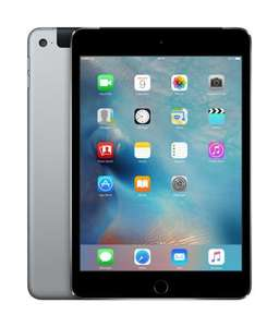 "Tablette 7.9"" Ipad Mini 4 - 128Go, Wifi + Cellular, Sideral"