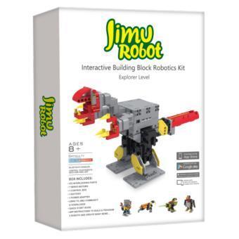 Robot motorisé connecté Ubtech Jimu Explorateur
