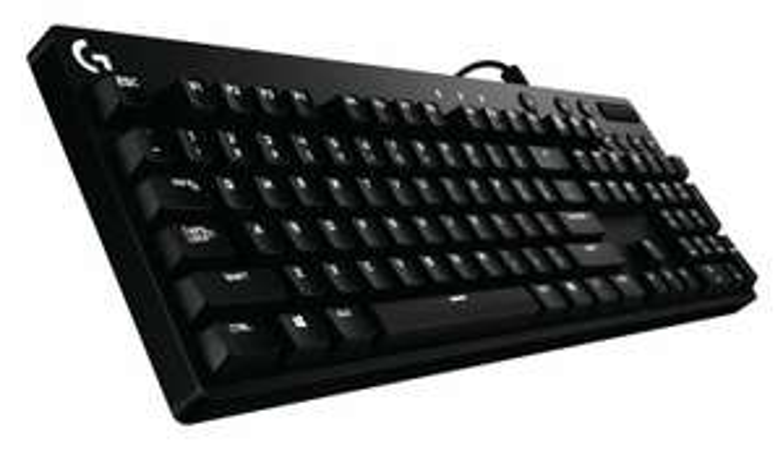 Clavier Gaming Logitech G610 Orion red - Noir