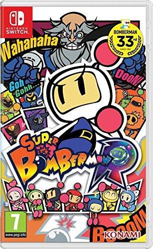 Super Bomberman R sur Nintendo Switch (Dématérialisé)