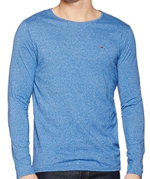 Pull Hilfiger Denim Thdm Cn Knit L/S 39 pour Hommes - Tailles au choix
