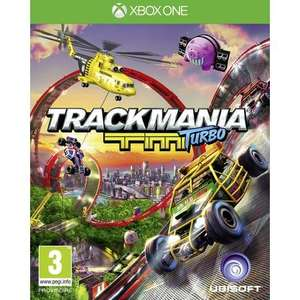 Trackmania Turbo sur Xbox One