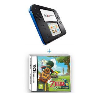 Console Nintendo 2DS + Zelda Spirit Tracks