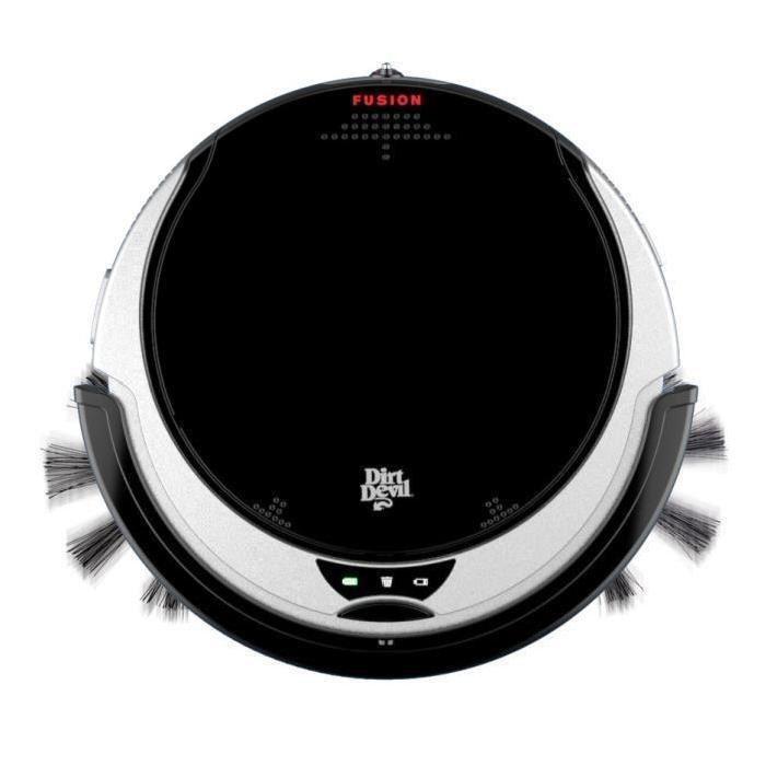 Aspirateur robot Dirt Devil M611 Fusion - 14.4V, 65 dB, Noir (via ODR de 20€)