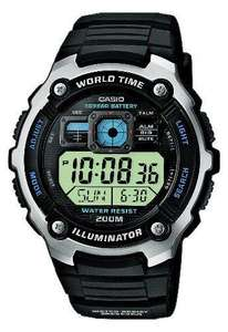 Sélection de montre Casio en promotion - Ex : Casio Collection AE-2000W-1AVEF - 40mm