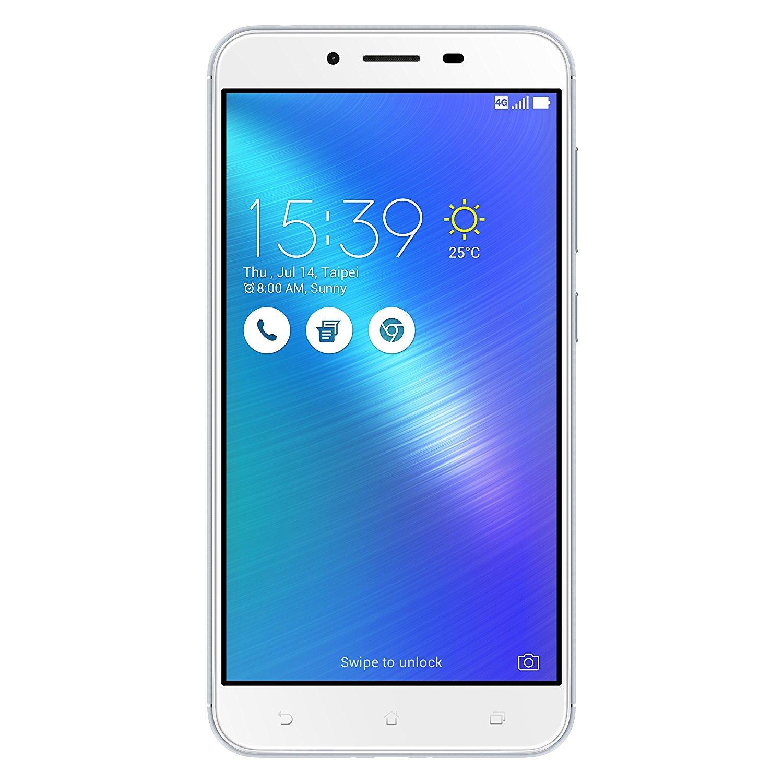 Smartphone 5.5' Asus Zenfone 3 Max Plus ZC553KL - 3 Go RAM, 32 Go ROM