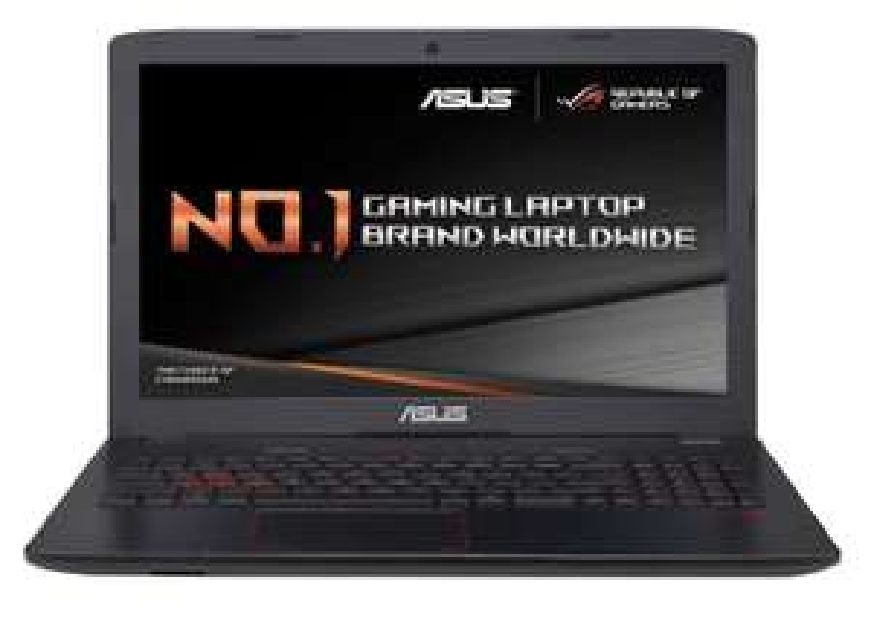 "PC Portable 15.6"" Asus ROG GL552VW-DM195T - Full HD, i5-6300HQ, RAM 8 Go, HDD 1 To + SSD 128 Go, GTX960M, Windows 10 (QWERTY)"