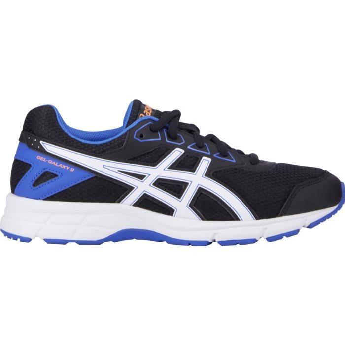 Chaussures de running enfants Asics Gel Galaxy 8 noir - Tailles 37, 38, 39