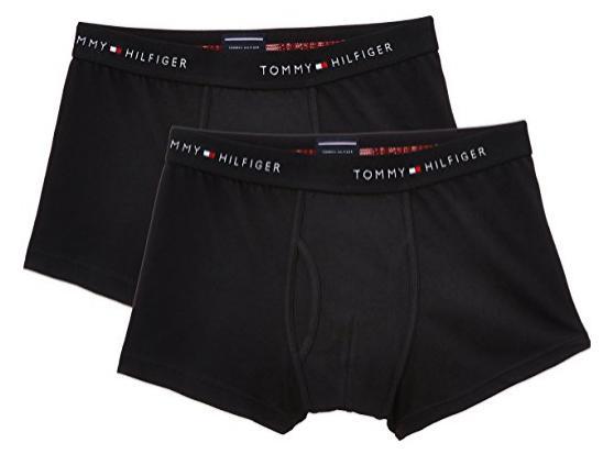 Lot de 2 Boxer Tommy Hilfiger - Taille S, Noir