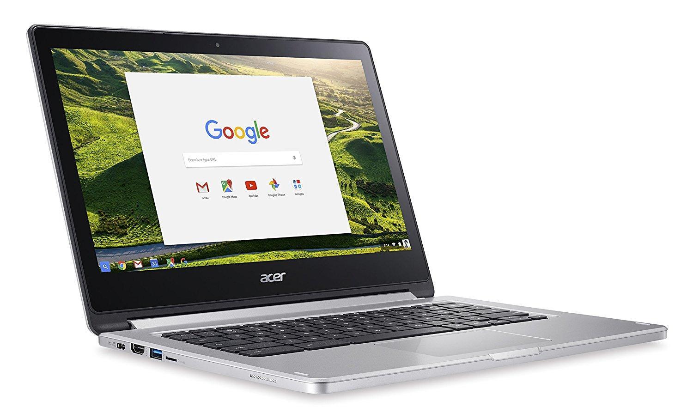 PC Portable Acer Chromebook R13 (CB5-312T) - Mediatek MT8173C, 4 Go de Ram, 32 Go