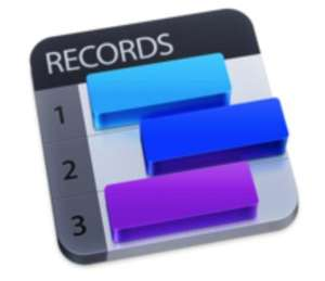 Application Records - Database, Organizer and Forms gratuit sur Mac (au lieu de 8,99€)